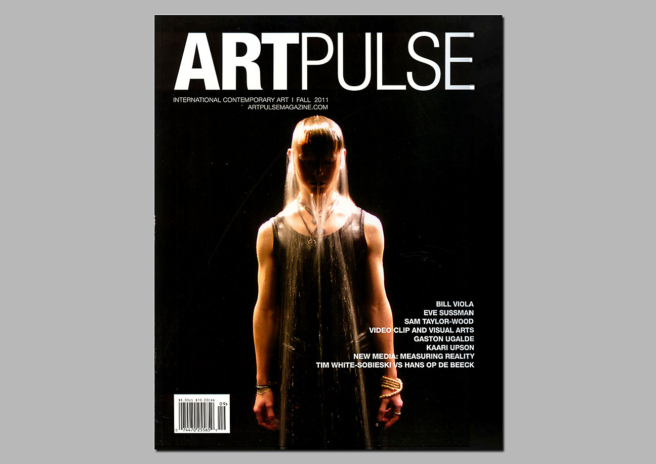 Art Pulse - Magazine cover